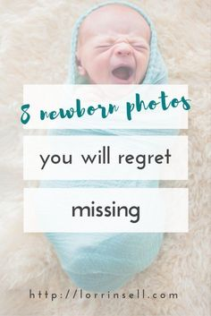 the newborn phase goes so fast! don't let it pass you by, and wish you had…