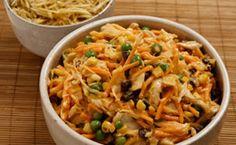 Salpicão de frango com pera: veja a receita que é muito fácil de fazer.