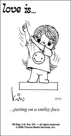 Love Is Cartoons by Kim Casali | love-is-comics-kim-grove