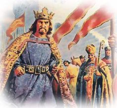 John became king in 1199 because his brother, King Richard died. His reign started in an unfortunate way. In 1202, John's nephew, Arthur of Brittany, was murdered. Many in Brittany believed that John was responsible for his murder and they rebelled against John.