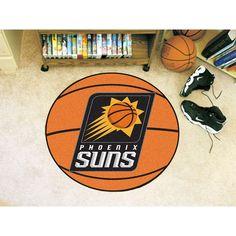 Phoenix Suns NBA Basketball Mat 29 diameter