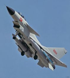 CHENGDU J-10 Vigorous Dragon by FrigateRN