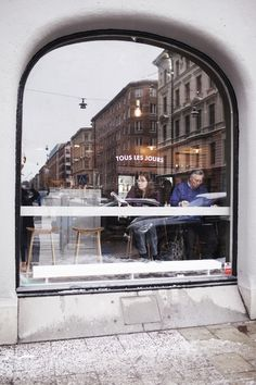 Tous les jours – A new hipster hangout in Stockholm