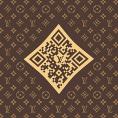 QR code Vuitton...