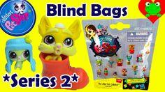 LPS Series 2 Blind Bags Littlest Pet Shop Mystery Bags Part 2
