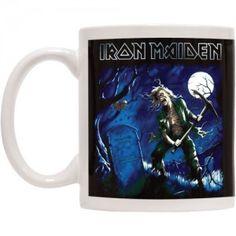 Iron Maiden Benjamin Breeg Coffee Mug
