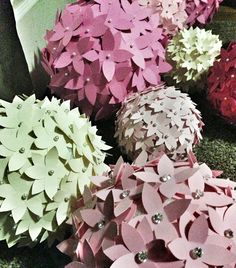 How to make Paper Flower Orbs + Remembering a life lost too soon