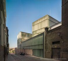 MGM > Rehabilitación y ampliación del teatro Ramos Carrión. Zamora, Spain.