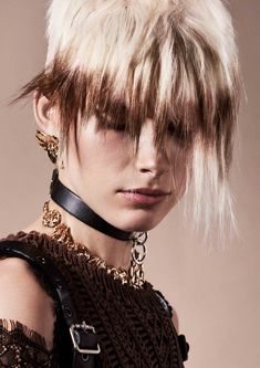 Autumn/Winter Into The Fray Mullet Haircut, The Fray, Toni And Guy, Style Finder, Mullets, Cut And Color, Hair Trends, Hair Inspiration, Catwalk