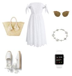 """Sin título #354"" by jocelin-cra on Polyvore featuring moda, Chicwish, Giselle, Ahlem y Louis Vuitton"