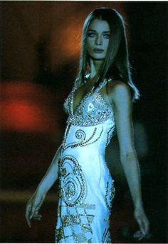 supermodels versace '90