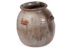 Oversized Tilted Ceramic Planter on OneKingsLane.com