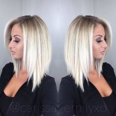 Stylish and Sweet Lob Haircut, Long Bob Hairstyle, Everyday Hairstyles for Women Related posts: 10 Stylish & Sweet Lob Haircut Ideas, Shoulder Length Hairstyles 2019 Idée Coiffure: Description The ultimate … Long Bob Hairstyles, Everyday Hairstyles, Blonde Haircuts, Hair Styles Everyday, Shoulder Length Blonde Hairstyles, Aline Bob Haircuts, Medium Length Haircuts, Shoulder Length Hair Blonde, Brunette Haircut