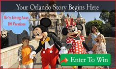 Luxury Resort Accommodation - Win Magic Kingdom Tickets - Create Memories :)