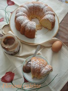 Biscuit de Savoie comme un nuage Biscuits, Mets, Doughnut, Comme, Desserts, Food, Cloud, Kitchens, Crack Crackers