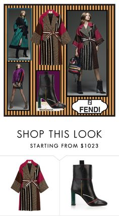 """""""Fendi!"""" by whirlypath ❤ liked on Polyvore featuring Fendi"""