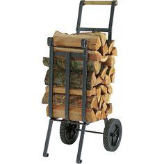 Heavy Duty Log Cart