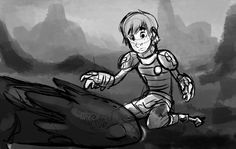 Dont Leave Me - STORYBOARD - LINK IN DESCRIPTION by Stalcry.deviantart.com on @deviantART