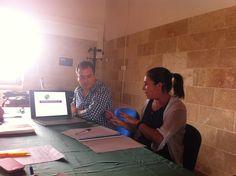 A lezione sull'uso consapevole del farmaco con la dottoressa Emiliana Iacovino