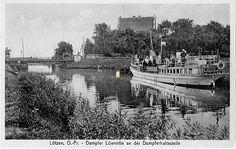Das Traditionsschiff Loewentin fährt wieder auf Masurens Seen