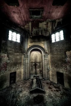 Abandoned Churches matthias haker-12