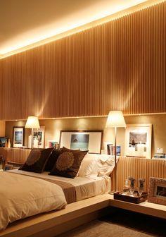 Bedroom millwork // Carpintería en Recámara