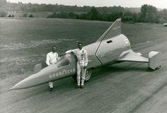 Walt Arfons and thew Wingfoot Express ^^^^ my great grandpa!!
