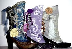 Spats French Collection by ~MAIDESTREASURIES on deviantART