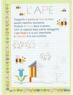 Giochi e colori ! Schede didattiche del Maestro Fabio: CORNICETTE E FILASTROCCHE PER BAMBINI (GLI ANIMALI DELLA FATTORIA)