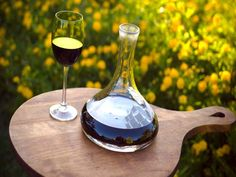 Decanting Wine~ how, why, when & what!