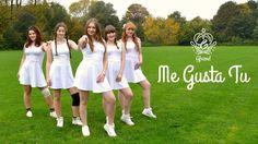 G-Friend (여자친구) - Me Gustas Tu (오늘부터 우리는) Dance Cover by Sapphire (ft. A...