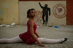 Ballet: 'A symbol of new South Africa' – CNN Photos - CNN.com Blogs