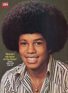 Jermaine Jackson, 16 Magazine, May 1972 Jermaine was not as popular as his younger brother but his voice had soul and a sexy flow, and I really enjoyed listening to his songs back then. Jackson Family, Jackson 5, Michael Jackson, Afro, Fred Wilson, Jermaine Jackson, Tamla Motown, Black Magazine, Name Pictures
