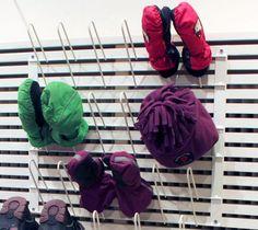 Hangup, torkställning för vantar och mössor Mittens, Blog, Laundry Room, Gadgets, Garage, Organization, Tips, Clothes, Ideas