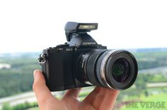 Olympus OM-D E-M5 review: do the 1970's have something to teach 2012 about cameras?   http://vrge.co/K49V2q