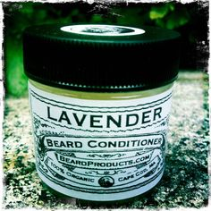 Beard Conditioner Fir Needle Travel Size by BeardProducts
