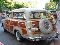 1949 Ford Woodie Wagon '5MML913' 2   by Jack Snell - Thanks for over 21 Million Views