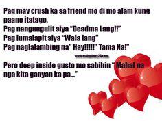 Quotes for Life Tagalog New Crush Tagalog Quotes Quotes – Quotes Ideas Love Quotes For Him, Cute Quotes, Tagalog Love Quotes, Qoutes, Meaningful Quotes, Inspirational Quotes, Filipino Quotes, Hugot, Love Hurts