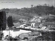 """Santa Felicidade 1930. Salvo de """"Curitiba de Outros Tempos"""""""
