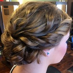 Prom updo. Facebook.com/maggiemorganhair. Troutdale, oregon hairstylist