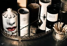 A highly curated selection of luxury beauty products including perfume and home fragrance that have been deemed unanimously essential by Hollywood's. Outdoor Candles, Perfume, Luxury Candles, Home Scents, Luxury Beauty, Luxury Gifts, Scented Candles, Creme, Indoor Outdoor