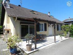 Maison / Villa à vendre à ST VINCENT DE MERCUZE 7 pièces 143m² vente entre…
