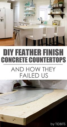 DIY Feather finish c