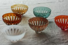 ren Bowl (S) - Hiroy Glass Studio