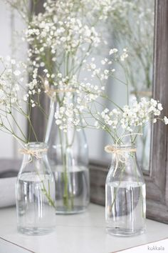 Beauty and fresh plant decoration in the glass ideas 14 – fugar Vases Decor, Plant Decor, Wedding Table, Our Wedding, Indoor Gardening Supplies, Flower Room, Silvester Party, Visual Display, Diy Wedding Decorations
