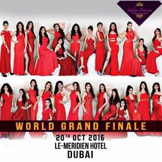 Countdown begins.   #IP2016 #designer #fashion #modelling #inspiration #appreciation #beauty #love #ramp #runway #Superexcited #grandfinale #dubai #princesses #rocktheshow #countdown #allthebest