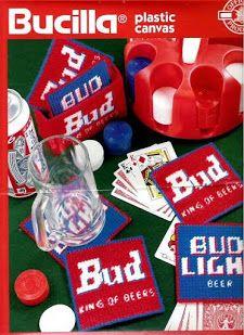 Bud Coasters 1/5