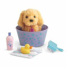 American Girl Pet Grooming Tub by American Girl. $69.98. American Girl pets should not be placed in water.