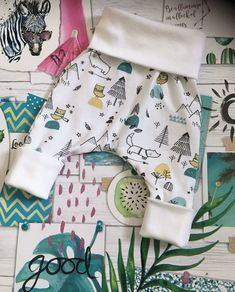 Grow With Me Baby Leggings Harem pant Newborn To 6 Months £17.50