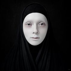 Nun   by  Oleg  Dou